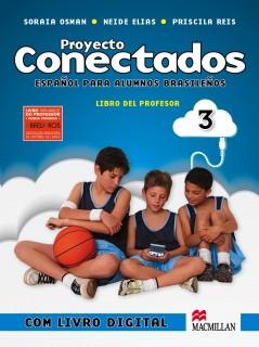 Proyecto Conectados - Libro del profesor con CD de Audio y Libro Digital 3