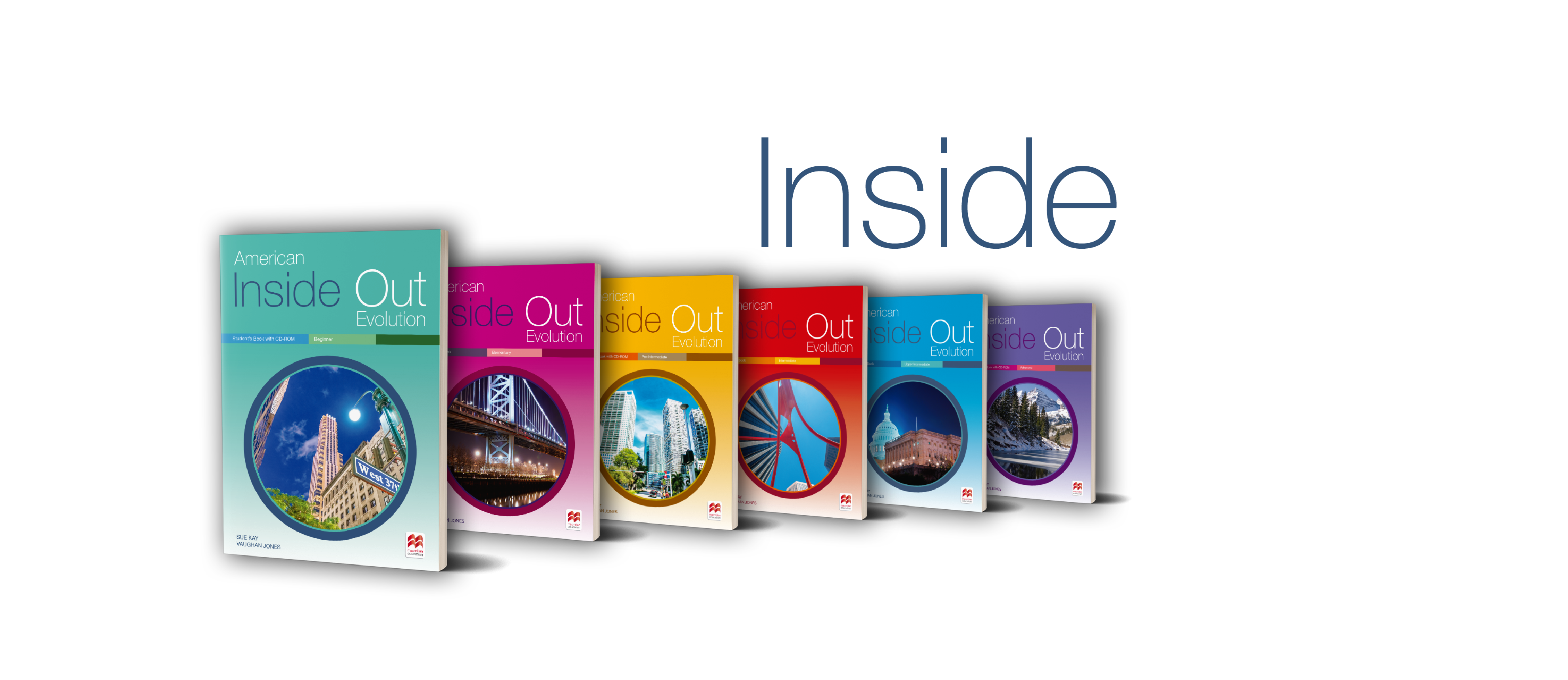 Macmillan American Inside Out Evolution
